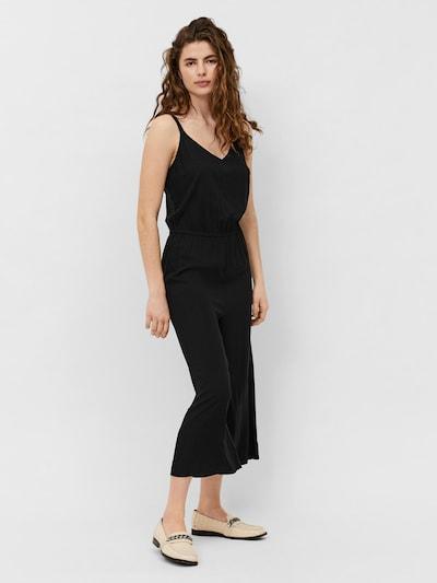 Tuta jumpsuit 'Simply Easy' VERO MODA di colore nero, Visualizzazione modelli