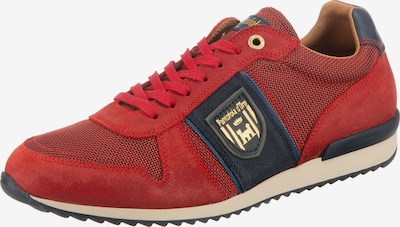 PANTOFOLA D'ORO Sneakers in rot, Produktansicht