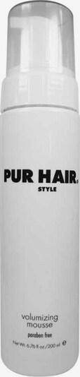 Pur Hair Mousse in weiß, Produktansicht
