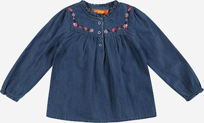 STACCATO Blouse 'Bluse' in Blue denim / Pink / Pink / Black, Item view