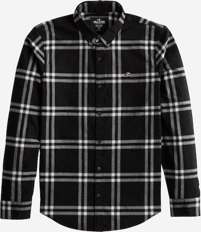 HOLLISTER Košile - černá / bílá, Produkt