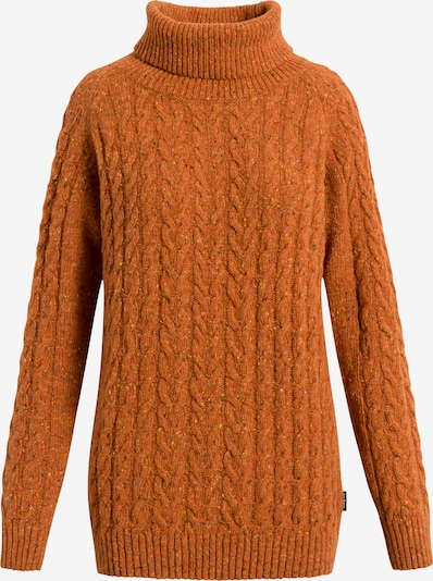 Sea Ranch Sweatshirt in de kleur Sinaasappel, Productweergave