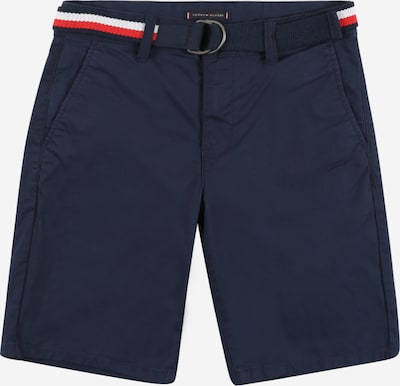 TOMMY HILFIGER Shorts 'ESSENTIAL BELTED CHINO SHORTS' in navy, Produktansicht