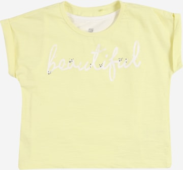 BASEFIELD T-Shirt in Gelb