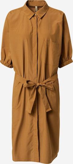 Soyaconcept Skjortklänning 'NETTI' i konjak, Produktvy