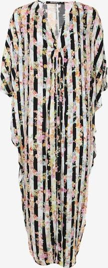 Madam-T Kleid 'Muza' in beige / mischfarben / schwarz, Produktansicht