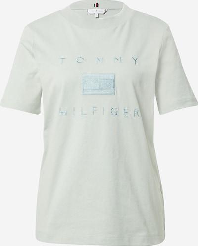 Marškinėliai iš TOMMY HILFIGER , spalva - nefrito spalva, Prekių apžvalga