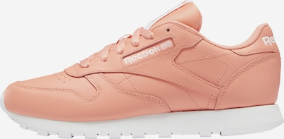 Reebok Classic Sneaker in apricot / pastellrot, Produktansicht