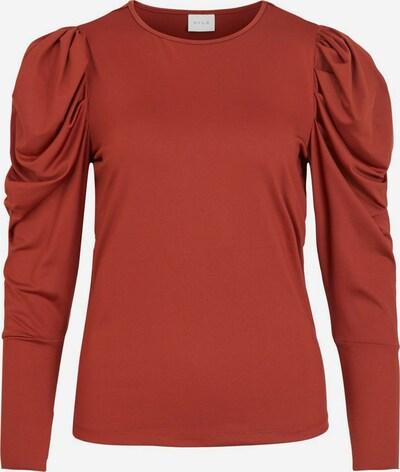 VILA Tričko 'LEOA' - hrdzavo červená, Produkt