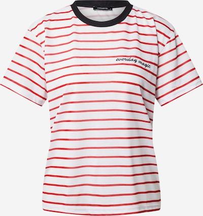 Trendyol Majica u crvena / crna / bijela, Pregled proizvoda
