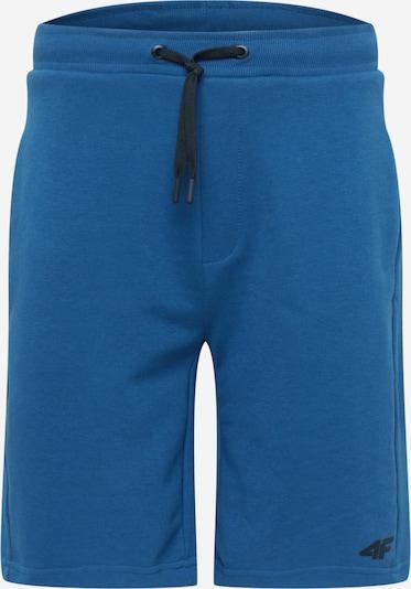 4F Sporthose in blau / schwarz, Produktansicht
