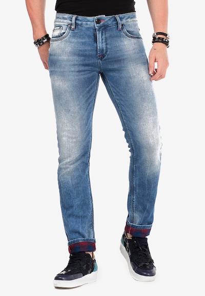 CIPO & BAXX Jeans 'Lance' in blau, Modelansicht