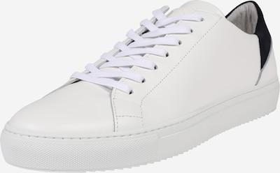 fekete / fehér BULLBOXER Rövid szárú edzőcipők, Termék nézet