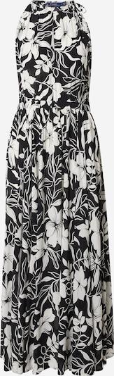 POLO RALPH LAUREN Φόρεμα σε μαύρο / λευκό, Άποψη προϊόντος