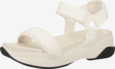 VAGABOND SHOEMAKERS Sandales en blanc, Vue avec produit