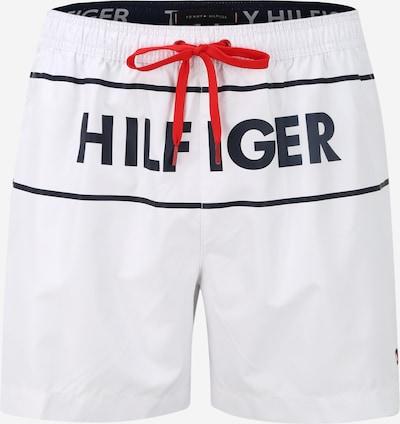 Tommy Hilfiger Underwear Plavecké šortky - noční modrá / melounová / přírodní bílá, Produkt