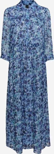 Rochie tip bluză 'DICTE' VERO MODA pe albastru, Vizualizare produs