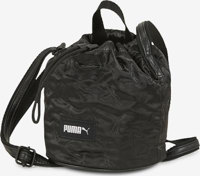 PUMA Classics Damen Kleine Bucket Bag in schwarz, Produktansicht