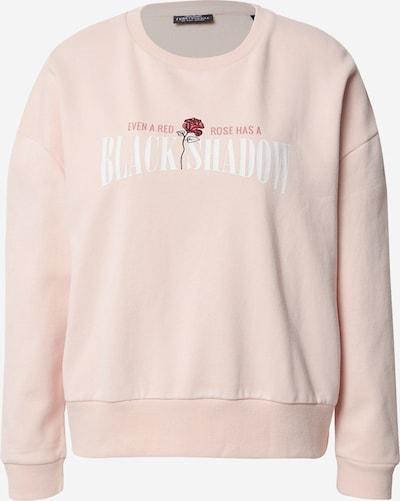 Funky Buddha Sweater majica 'FBL002-118-06' u pastelno roza, Pregled proizvoda
