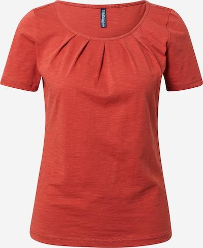 Tranquillo Shirt in rostbraun, Produktansicht