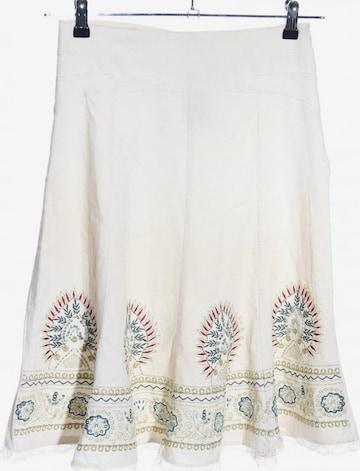 bebe Skirt in S in White