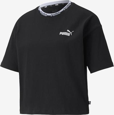 PUMA Functioneel shirt in de kleur Zwart, Productweergave