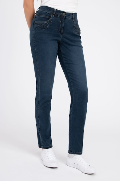 Recover Pants Jeans in blau, Modelansicht