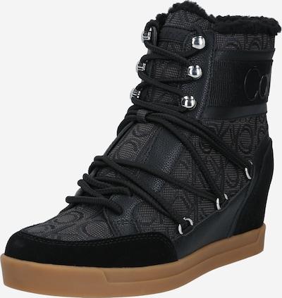 Boots da neve 'FIORENZA' Calvin Klein di colore antracite / nero, Visualizzazione prodotti