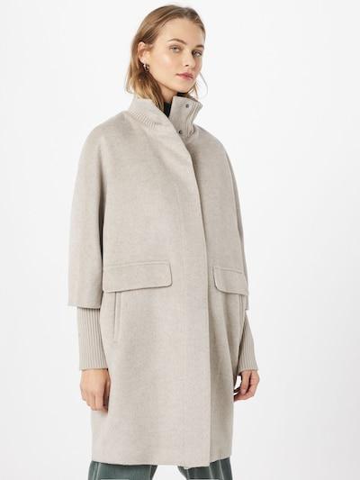 COMMA Mantel in beigemeliert, Modelansicht