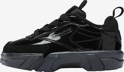 Reebok Classic Sneaker 'Club C' in schwarz: Frontalansicht