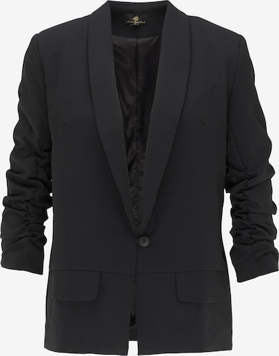 DreiMaster Klassik Blazer en noir, Vue avec produit