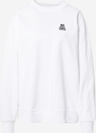 HUGO Sweatshirt 'Dashimara' in schwarz / weiß, Produktansicht
