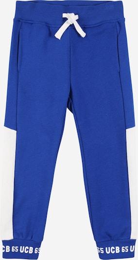 Kelnės iš UNITED COLORS OF BENETTON , spalva - mėlyna / balta, Prekių apžvalga