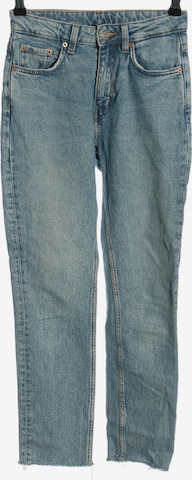 WEEKDAY Jeans in 22-23 x 30 in Blue