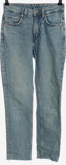 WEEKDAY High Waist Jeans in 22-23/30 in blau, Produktansicht