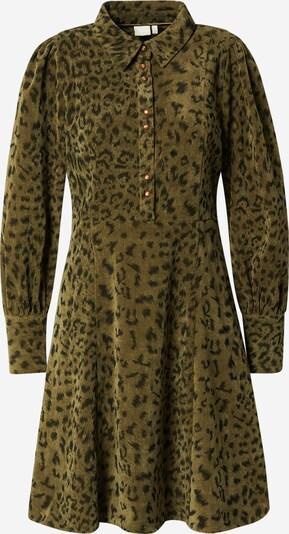 NÜMPH Shirt Dress 'CHELSEA' in Olive / Dark green, Item view
