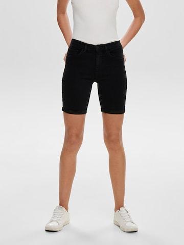 ONLY Jeans 'RAIN' in Zwart