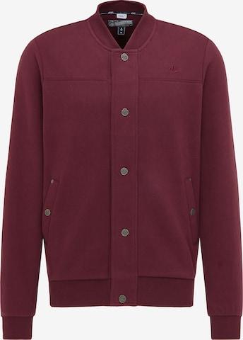 DreiMaster Vintage Collegetakki värissä punainen