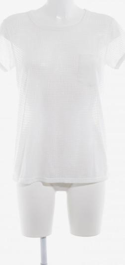 G-Star RAW T-Shirt in XS in weiß: Frontalansicht