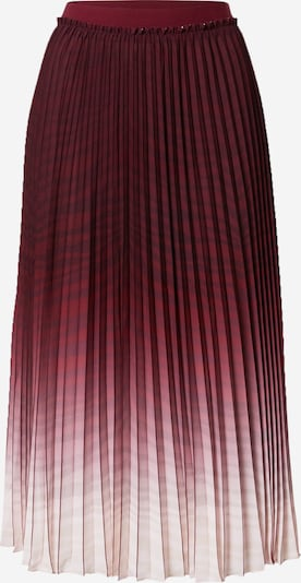 Ted Baker Skirt 'Poliina' in burgundy / white, Item view
