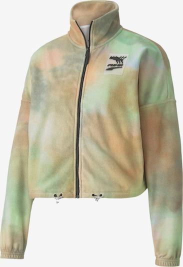 PUMA Trainingsjacke in mischfarben, Produktansicht