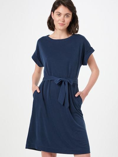 ESPRIT Kleid in dunkelblau, Modelansicht