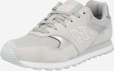 Sneaker bassa '393' new balance di colore grigio / argento, Visualizzazione prodotti