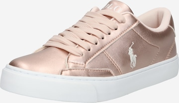 Polo Ralph Lauren Sneaker 'Theron IV' in Pink