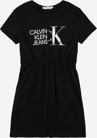 Abito Calvin Klein Jeans di colore nero / bianco, Visualizzazione prodotti
