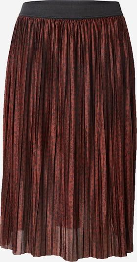 JACQUELINE de YONG Falda en rojizo / negro, Vista del producto