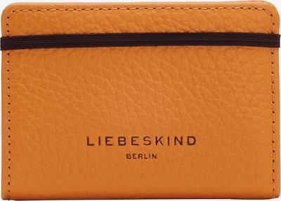 Dėklas iš Liebeskind Berlin , spalva - Auksas / juoda, Prekių apžvalga