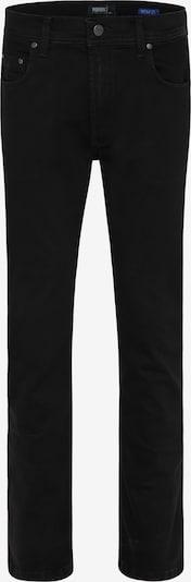 PIONEER Jeans 'RANDO Megaflex' in schwarz: Frontalansicht