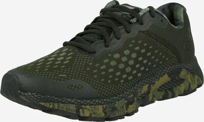 UNDER ARMOUR Zapatillas de running en caqui / verde claro, Vista del producto