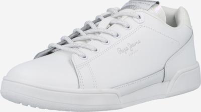 Pepe Jeans Nízke tenisky 'LAMBERT' - strieborná / biela, Produkt